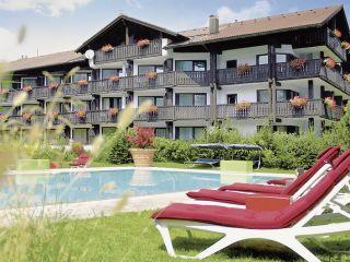 Oberstaufen im Ludwig Royal Golf & Alpin Wellness Resort