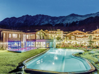 Ridnaun im Hotel Schneeberg Family Resort & Spa