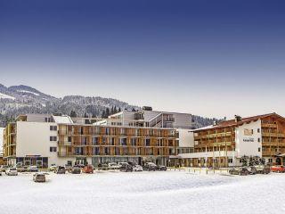 St. Johann in Tirol im Lti Alpenhotel Kaiserfels