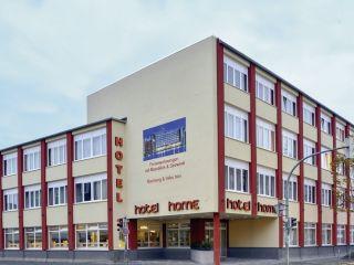 Wilhelmshaven im Hotel home