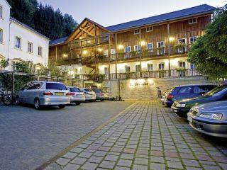 Urlaub Bad Schandau im Erbgericht