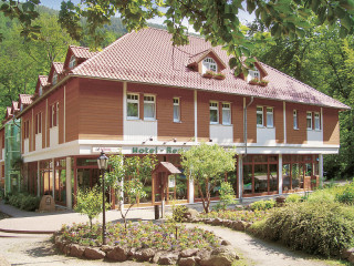 Ilsenburg im Kurpark-Flair-Hotel Im Ilsetal