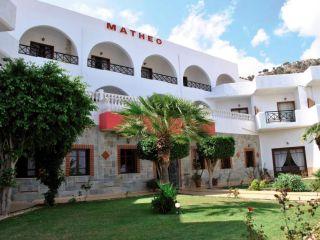 Malia im Hotel Matheo Villas & Suites