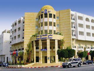 Urlaub Port el Kantaoui im Hotel El Kantaoui Center