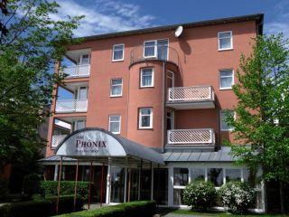 Bad Füssing im Johannesbad Hotel Phönix