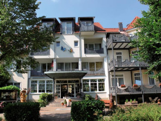 Bad Lauterberg im Harz im Park-Kurhotel Weber-Müller