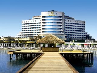 Urlaub Çesme im Sheraton Cesme Hotel & Resort and Spa