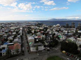 Reykjavik im Grand Hotel Reykjavik