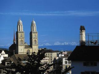 Zürich im Adler