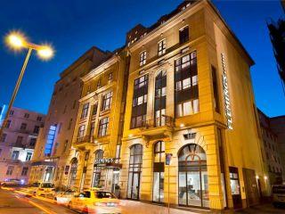 Frankfurt am Main im Fleming's Express Hotel Frankfurt