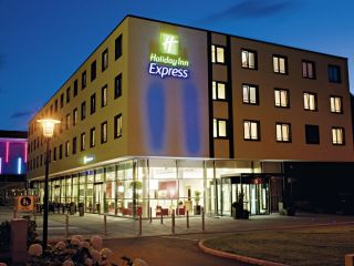 Singen im Holiday Inn Express