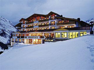 Obergurgl im Bellevue & Austria