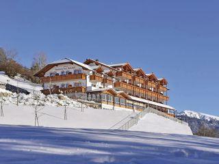 Meransen im Panorama Hotel Huberhof
