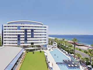 Konyaalti im Porto Bello Hotel