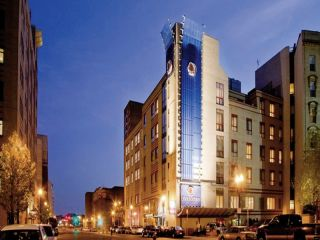 Urlaub Boston im Doubletree by Hilton Hotel Boston Downtown