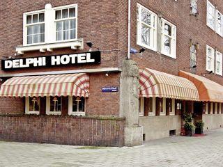 Amsterdam im Best Western Delphi Hotel