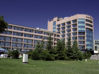 Urlaub Goldstrand im Hotel Lilia