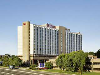 Urlaub Elizabeth im Hilton Newark Airport