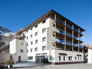Urlaub Sils-Maria im Hotel Cervo Sils