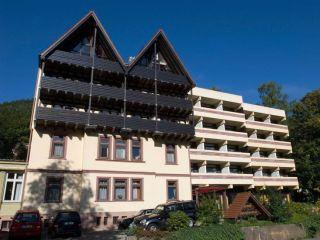 Bad Wildbad im Hotel Bergfrieden