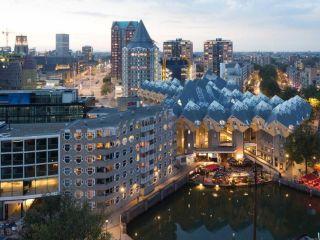Rotterdam im Savoy Hotel Rotterdam
