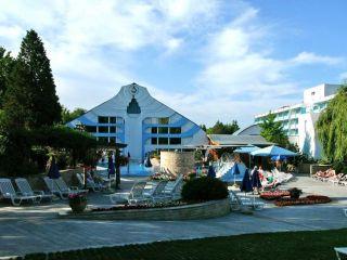 Heviz im Naturmed Hotel Carbona