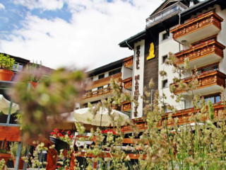 Urlaub Saas-Fee im Hotel Marmotte