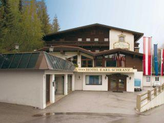 Sankt Anton am Arlberg im Karl Schranz