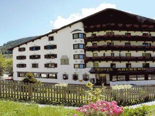 Urlaub Sankt Anton am Arlberg im Arlberg