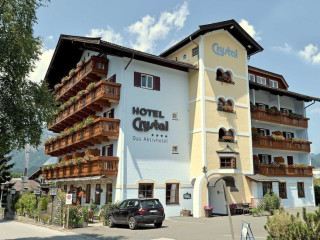 St. Johann in Tirol im Hotel Crystal