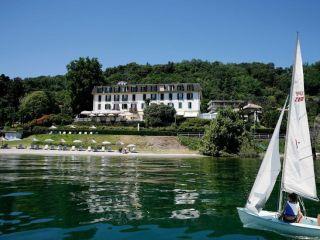 Urlaub Meina im Villa Paradiso