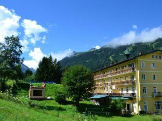 Urlaub Bad Gastein im Hotel Helenenburg