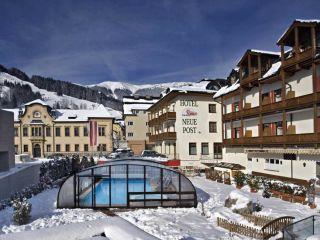 Zell am See im Hotel Neue Post