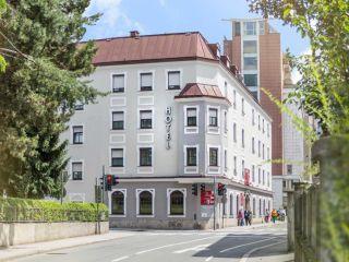 Salzburg im Der Salzburger Hof Hotel