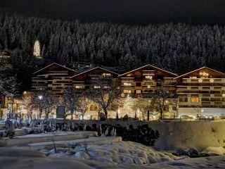 Klosters-Serneus im Silvretta Park-Hotel