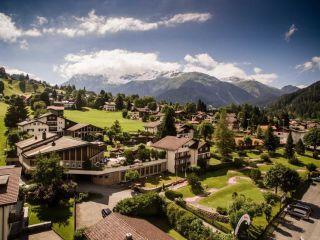 Klosters-Serneus im Hotel Sport