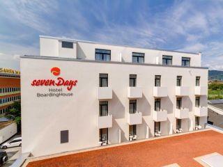 Heidelberg im sevenDays Hotel BoardingHouse