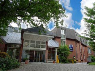 Norderstedt im Best Western Hotel Schmöker-Hof