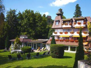 Badenweiler im TOP CountryLine Hotel Ritter