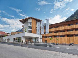 Urlaub Gaschurn im Sporthotel Silvretta Montafon