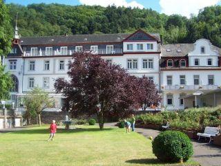 Bad Bertrich im Kurhotel Quellenhof