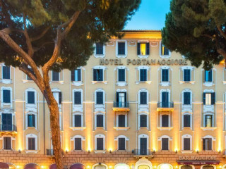 Rom im Hotel Portamaggiore