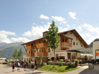 Serfaus im Hotel Garni Alpenjuwel