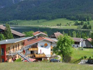 Weissensee im Ferienhaus Morgenfurt