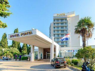 Urlaub Vodice im Hotel Punta