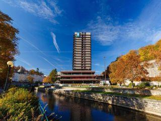 Karlovy Vary im Hotel Thermal