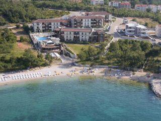 Urlaub Malinska im Blue Waves Resort