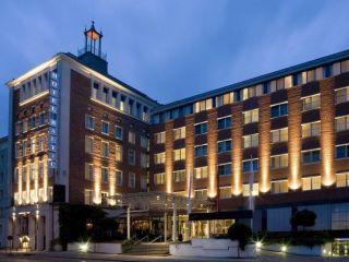 Stralsund im arcona Hotel Baltic