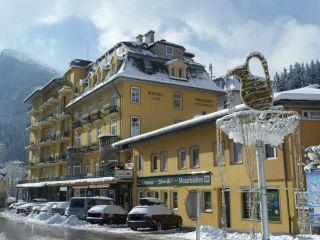 Bad Gastein im Hotel Mozart