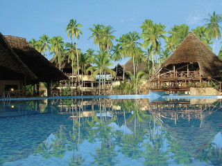 Pwani Mchangani im Ocean Paradise Resort & Spa Zanzibar